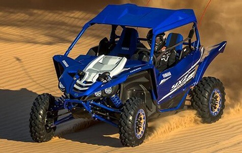 UTVs sold at Sherwood Groves Powersports in Towanda, PA.